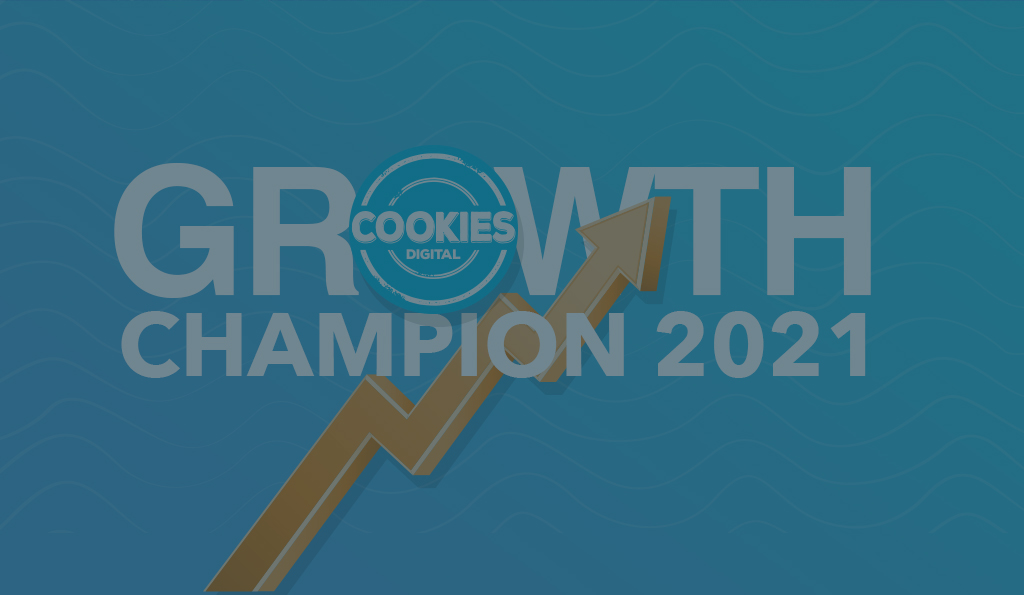 Cookies is among the champions of growth 2021 in Italy